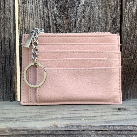Target Handbags - Pink Wallet